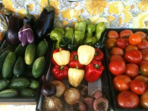 Gayatri Wellness veggies